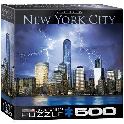 New York World Trade Center Cities Jigsaw Puzzle