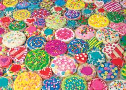 Colorful Cookies Sweets Jigsaw Puzzle