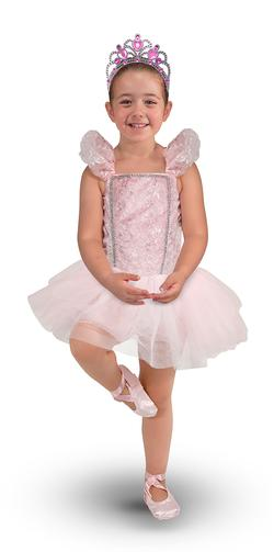 Ballerina Role Play Set Pretend Play Toy