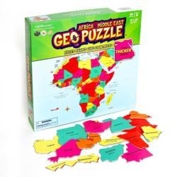 Africa Africa Children's Puzzles