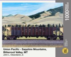 Union Pacific Trains Jigsaw Puzzle