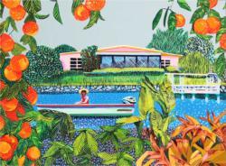 Vacation Lakes / Rivers / Streams Jigsaw Puzzle