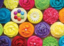 Cool Cupcakes Sweets Jigsaw Puzzle