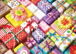 Pretty Presents - Scratch and Dent Pattern / Assortment Jigsaw Puzzle