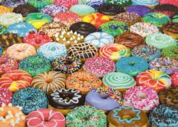 Difficult Donuts - Scratch and Dent Sweets Jigsaw Puzzle