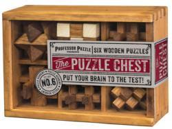 Puzzle Academy- Puzzle Chest Brain Teaser