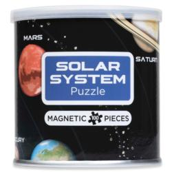 Solar System Puzzle Space Magnetic Puzzle
