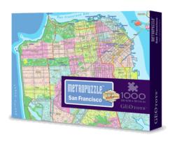 San Francisco Mypuzzle Cities Jigsaw Puzzle