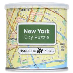 City Magnetic Puzzle New York City Cities Magnetic Puzzle