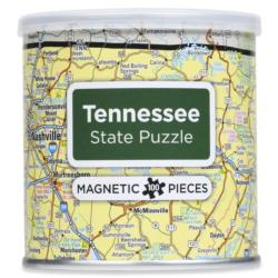 City Magnetic Puzzle Tennessee Cities Magnetic Puzzle