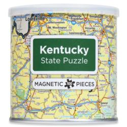 City Magnetic Puzzle Kentucky Cities Magnetic Puzzle