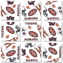Auburn Sports Non-Interlocking Puzzle