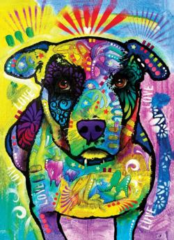 Dog Love Dogs Jigsaw Puzzle