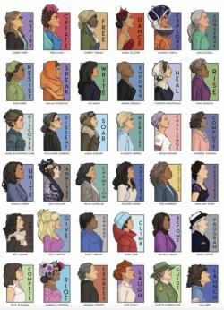 She Series: Real Women Famous People Jigsaw Puzzle
