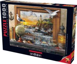 Marine to Life Lighthouses Jigsaw Puzzle