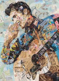 Elvis Presley Famous People Jigsaw Puzzle