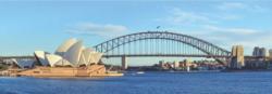 Sydney Australia Panoramic Puzzle