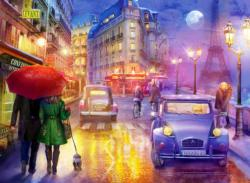 Paris at Night Paris Jigsaw Puzzle
