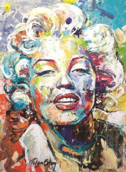Marilyn II Famous People Jigsaw Puzzle
