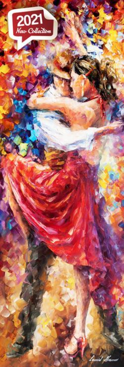 Tango Dance Panoramic Puzzle