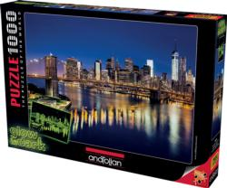 Brooklyn Bridge New York Jigsaw Puzzle