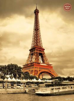 The Eiffel Tower Eiffel Tower Jigsaw Puzzle