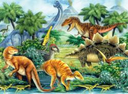 Dino Valley 1 Dinosaurs Jigsaw Puzzle