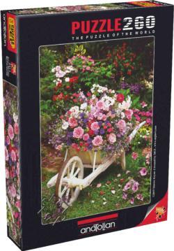 Garden Flowers Garden Jigsaw Puzzle