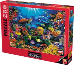 Sea Of Beauty Fish Jigsaw Puzzle