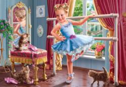 Little Ballet Dancer Dance Jigsaw Puzzle