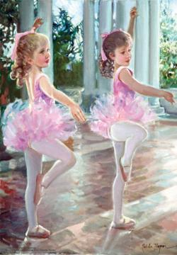 Ballerinas Dance Jigsaw Puzzle
