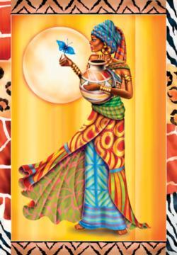 African Ladies Cultural Art Multi-Pack