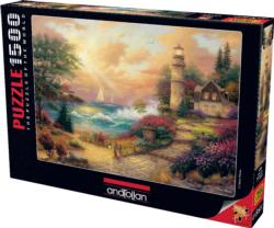 Seaside Dreams Seascape / Coastal Living Jigsaw Puzzle