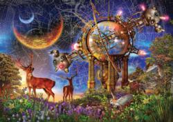 Stargazer Science Jigsaw Puzzle