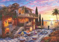 Mediterranean Romance Seascape / Coastal Living 2000 and above