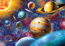 Odyssey Stars Jigsaw Puzzle