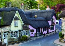 Shanklin, Isle of Wight Europe Jigsaw Puzzle