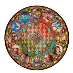 Horoscope Fantasy Jigsaw Puzzle