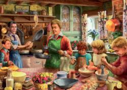 Pancake Day Nostalgic / Retro Jigsaw Puzzle
