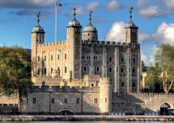 Tower of London Castles Jigsaw Puzzle