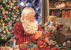 All ready for Christmas Christmas Jigsaw Puzzle