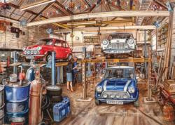 Workshop Delight Cars Large Piece