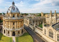 Radcliffe, Oxford London Jigsaw Puzzle