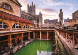 Roman Baths London Jigsaw Puzzle