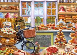 Bella's bakery shop Sweets Jigsaw Puzzle