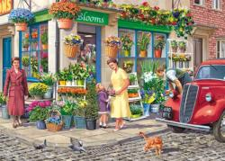 The Florist Shopping Jigsaw Puzzle