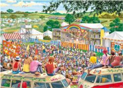 1960's Festival Nostalgic / Retro Jigsaw Puzzle
