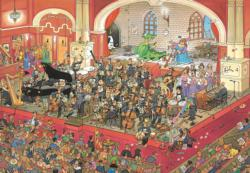 St. George and The Dragon Opera Music Jigsaw Puzzle