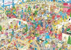 The Winter Fair Christmas Jigsaw Puzzle