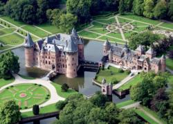 Castle De Haar Landscape Jigsaw Puzzle